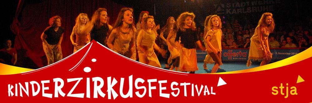 Kinderzirkusfestival 2016